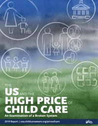 US High Cost of Child Care 2018 Report